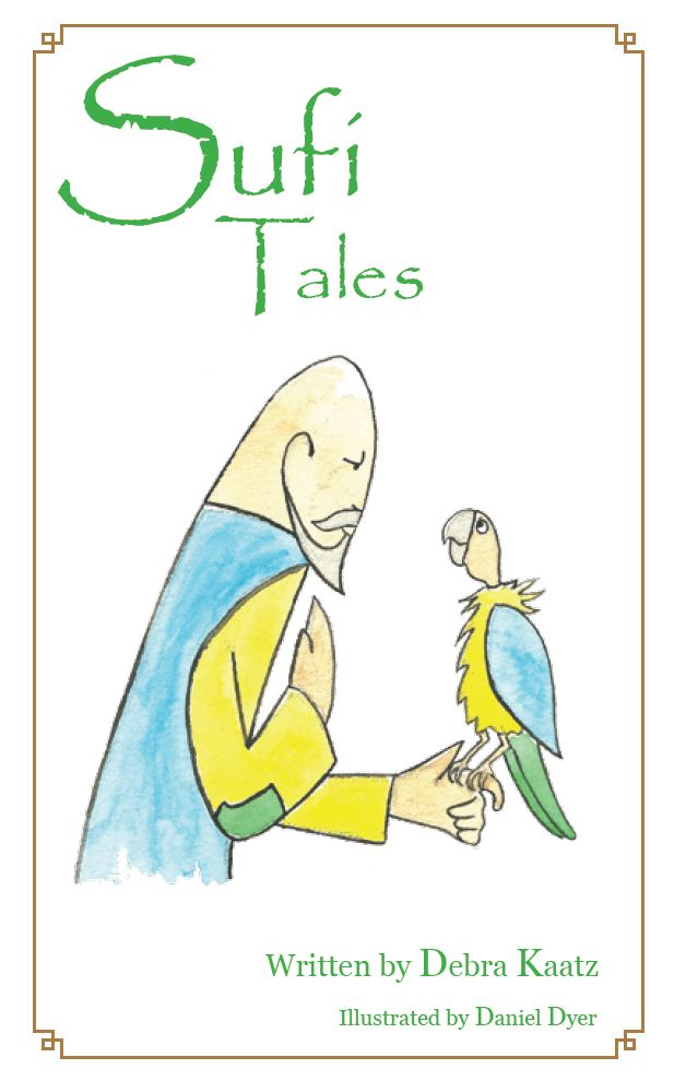 sufi tales cover