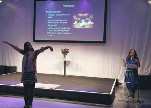 Whirling workshop presentation at BLF 2016
