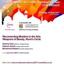 MBRN Conference Birmingham Sep 14