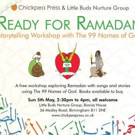 Ready for Ramadan Birmingham, May 5