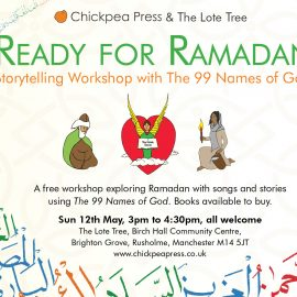 Ready for Ramadan Manchester, May 12