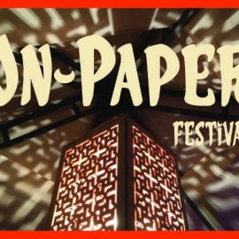 On-Paper Festival Rossendale Aug 12-27