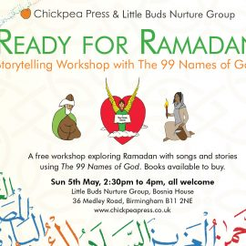 Ready for Ramadan Birmingham, May 5