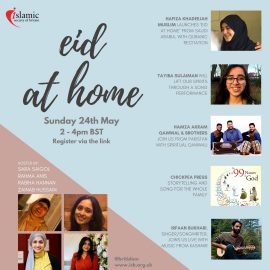 Eid At Home May 24